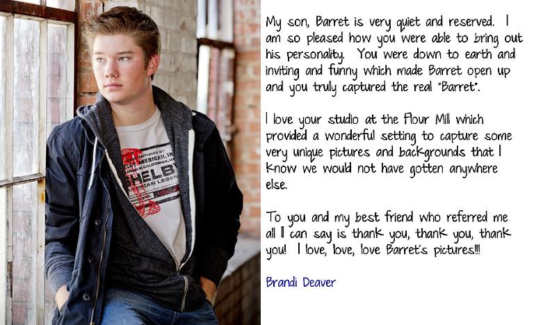 prosper senior pictures