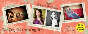 Senior Portrait Sale