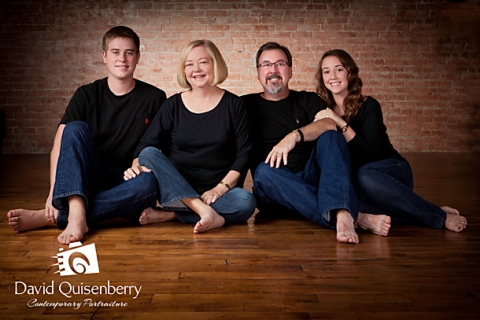 Allen Family Portraits