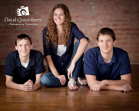 mckinney family portraits