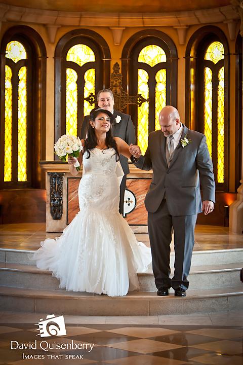 Bella Donna Chapel McKinney Wedding