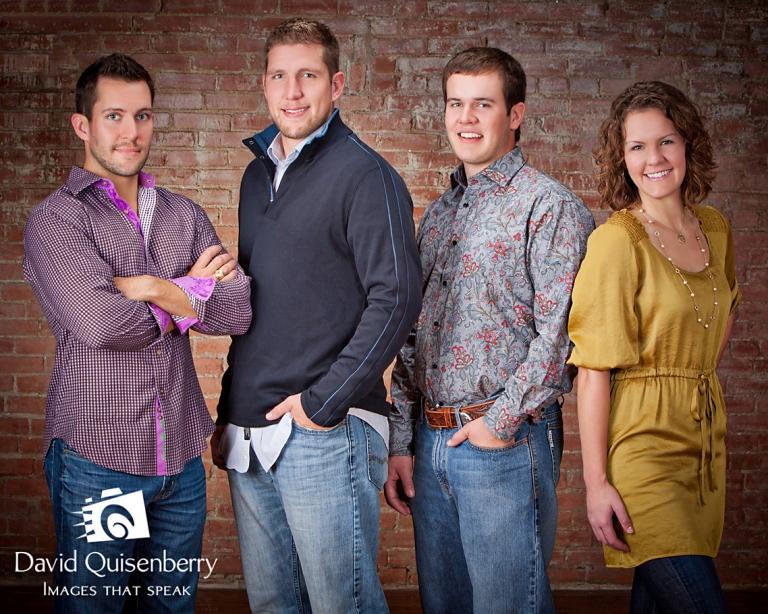 McKinney TX Family Portraits