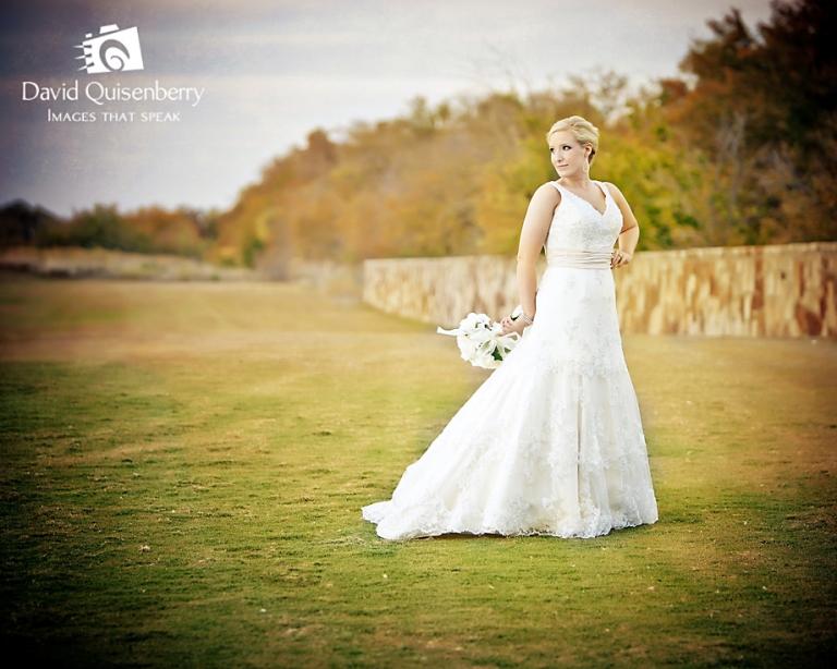 The Tribute Golf Club Bridal  Portrait
