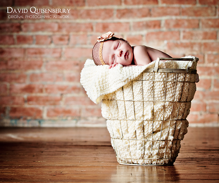 Frisco TX Newborn Portraits
