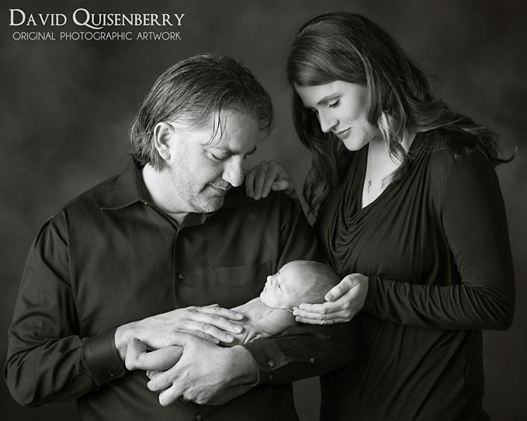 McKinney Newborn Portrait