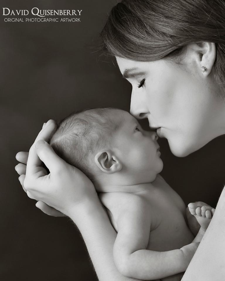 mckinney newborn picture