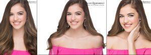 Dallas pageant head shots